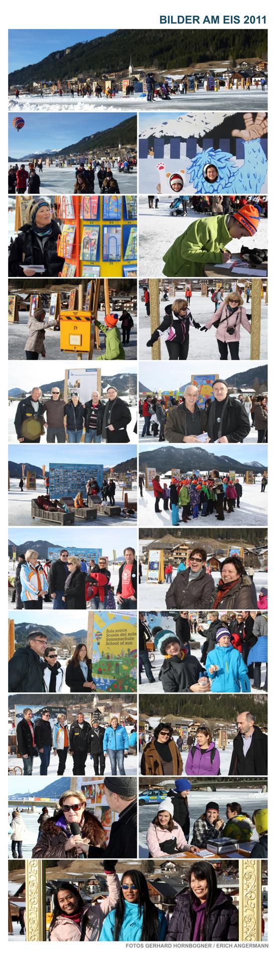 Bilder am Eis 2011